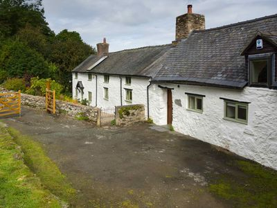 Photo for Gorgeous spacious Welsh long house. Set in 4 acres