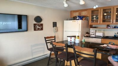 Location is prime - 1st floor slopeside Ballhooter Open March 9-13, 20-close