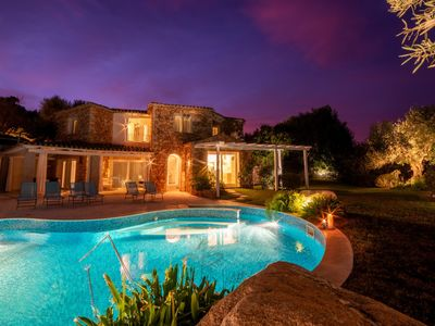 Photo for VILLA GINESTRA - LUXURY VILLA WITH SWIMMING POOL 500 MT FROM THE SEA