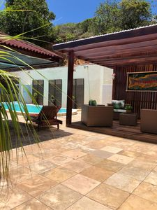 Photo for Aruanã Chalets is well located in a Wonderful Orla Japaratinga ...