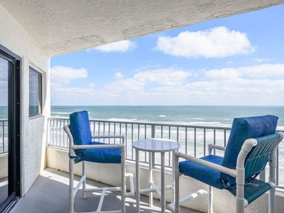 Photo for SPECTACULAR DIRECT OCEANFRONT 2/2 NO DRIVE BEACH