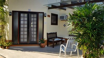 Photo for Geriba Buzios comfortable house Sky Suite w / split + 02 rooms air + barbecue