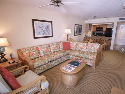 Condo on the Beach with Ocean Front Gulf View