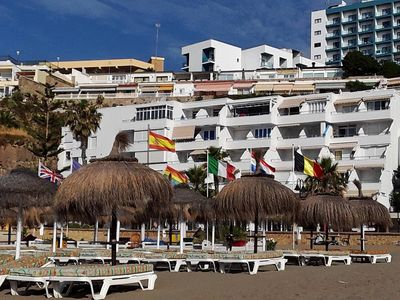 Photo for (43) Loft on the beach front of Torremolinos.