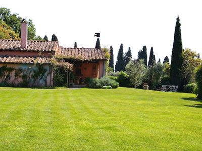 Photo for 3BR Villa Vacation Rental in Bolgheri (LI)