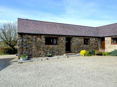 Photo for Holiday home in beautiful Wales with high ceilings and a nice wood-burning stove