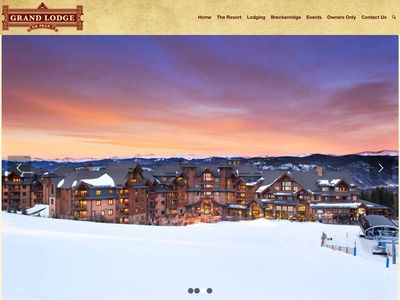 Photo for Beautiful ski in/out condo on Peak 7