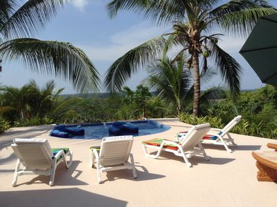 Photo for Spectacular Ocean Views from Every Room & Terrace - Lots of Monkeys & Toucans!