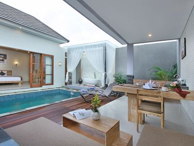 Photo for 1 Bedroom with Private Pool