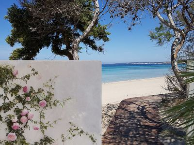 Photo for ★Beachfront House with Stunning Seaview★ Private Beach Access! Gallipoli, Puglia