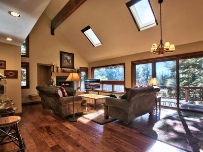Photo for Incline Village House on Golf Course - All the Comforts of Home