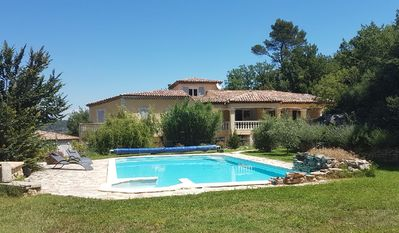 Photo for Gite of 50 m2 on the ground floor of villa