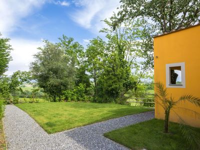Photo for Stunning private villa for 6 people with WIFI, A/C, pool and parking