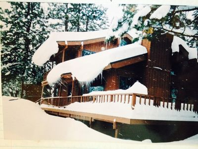 Photo for **Special Rates** and PETS allowed! CLASSIC TAHOE