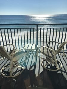 Photo for 502 Sterling Breeze!Fifth floor!Beach Service!Million Dollar Views!Book Now!