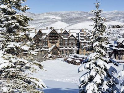 Photo for 2br/2ba W/ Mountain view @ The Ritz Bachelor Gulch