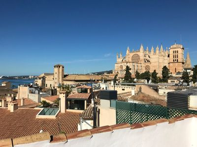 Photo for 1BR Apartment Vacation Rental in Palma, PM