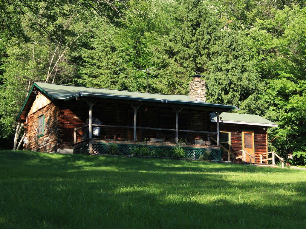 Cozy Cabin In The Catskills For Fall Andes Catskills New
