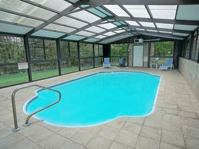 great pool to swim laps or simply have fun in a comfy temperature