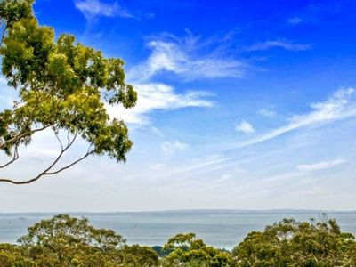 Photo for Holiday Beach House Rental with Bay Views