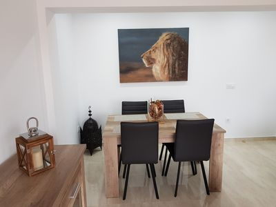 Photo for APARTMENT LUMINOUS and SPACIOUS at 100 m from the beach - 6 pax