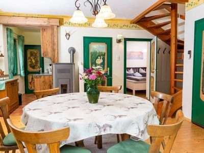 Photo for Holiday house Chalet Waldplatzl - holiday house, cozy rustic fully equipped