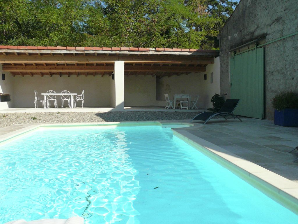 Spacious Cottage On Wine Estate With Private Swimming Pool In Wooded Southern France Gaja Et