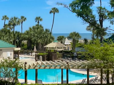 Photo for Newly Updated 1 bed/2 bath in Windsor Court at the Palmetto Dunes Resort!