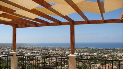 Photo for Very large Luxury Private 3/4 bedroom Villa with Breathtaking Sea Views