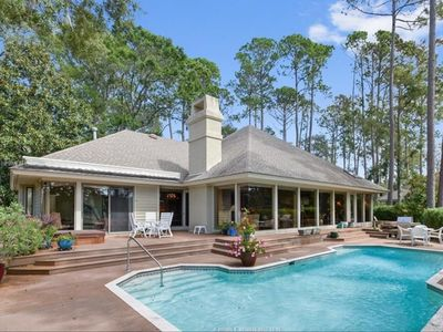Photo for Premium 3 BR Home with Pool & Great Marsh Views - Winter Dates Available