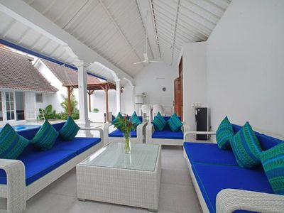 Photo for BRAND NEW-2 BR villa few steps only to beach & shops