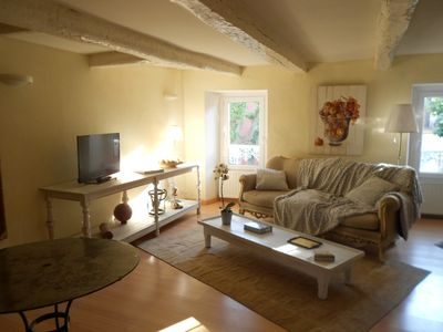 Photo for CHARMING APARTMENT - IN THE HEART OF MILLAU - 4 *
