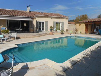 Photo for B & B in the heart of Provence in the country of Ventoux