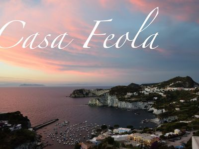 Photo for House Feola, solutions apartments in Ponza.