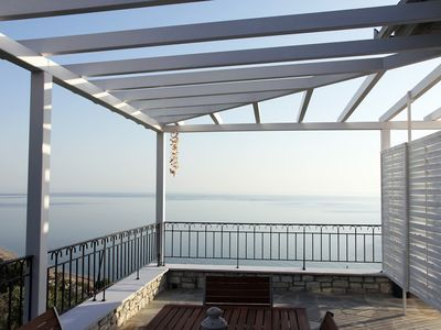 Photo for Moses Villa: Oak apartment with balcony and amazing view
