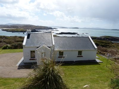 Photo for Coastal Cottage in Bunavalla in Derrynane-Caherdaniel, County Kerry Ireland.