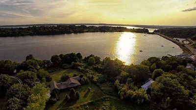 Photo for Family Compound on 3+ Acres on 250 ft of Direct Waterfront - Sleeps 14