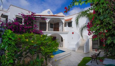 Photo for Stunning 5 BR 5 bath private villa with pool ! Villa Caballitos