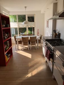 Photo for Spacious family home in ecological district near railway station
