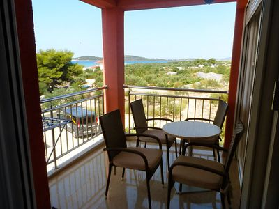 Photo for Apartment Miki & Roza in Vodice/Jadrija - 4 persons, 1 bedrooms