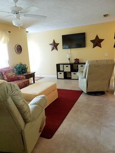 Photo for Beautiful Beach View Condo, sleeps up to 8, Large balcony overlooking the PCB