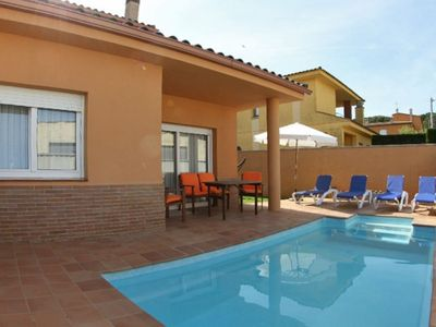 Photo for Club Villamar - Lovely villa with a lot of style and private swimming pool for 6 persons