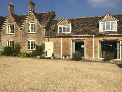 Photo for Family friendly Cotswold retreat, full of character, local attractions close by