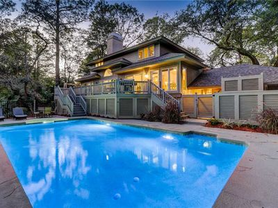 Photo for GORGEOUS Updated Home with Private Pool Close to Beach - Sleeps 15!