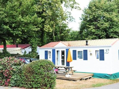 Photo for Camping Le Patisseau **** - Mobile Home Gulet 4 Rooms 6 People