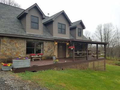 Photo for Large & Beautiful Escape near Bethel in the lovely Hudson Valley