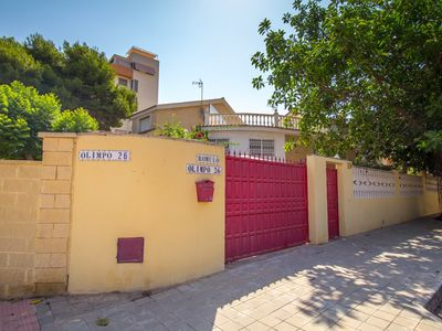 Photo for SPECIAL OFFER ! House with garden, 500 meters beach, 4 km Alicante capital