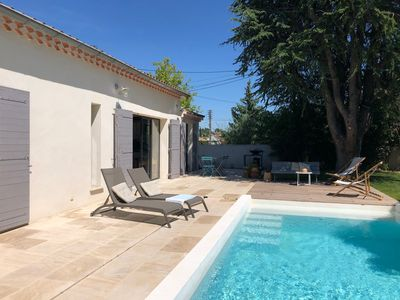 Photo for 3BR House Vacation Rental in Villeneuve-lès-Avignon, Gard