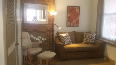 Photo for Point Breeze/East End 1 Bedroom - Walk to Trendy Bakery Square