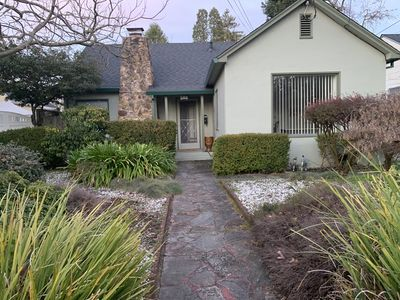 Entire furnished house near downtown Santa Rosa